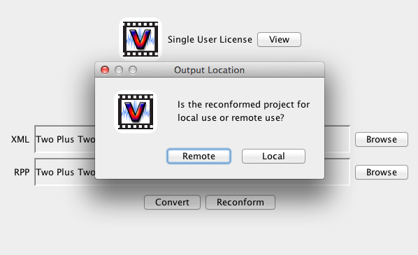 reconform-remote-option