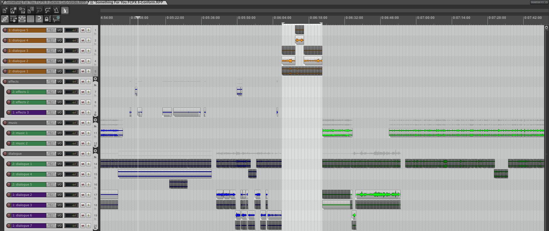 Vordio | Audio post production workflow reimagined  Building