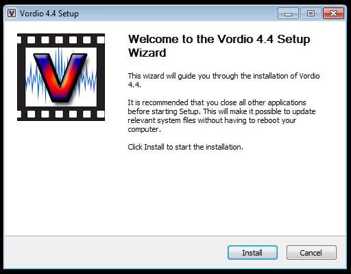 vordio-installer
