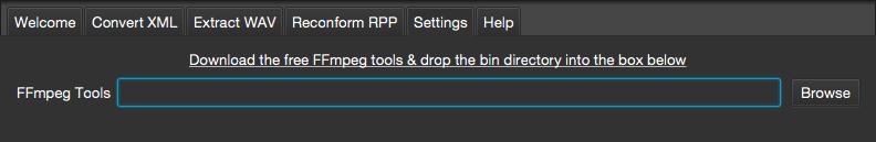 ffmpeg-tools