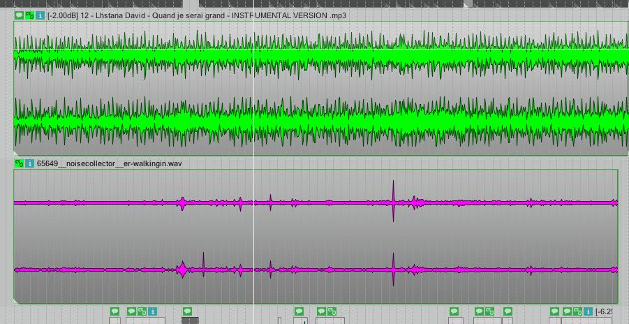 reconform-audio-locking